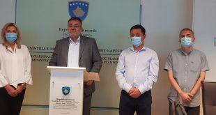 Ministri Kuçi thotë se plani hapësinor për Parkun Kombëtar Bjeshkët e Nemuna shumë shpejt prcedohet në Qeveri