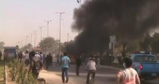 65 të vrarë nga sulmi kamikaz me bombë afër një stadiumi në Bagdad