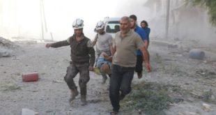 """Amerika kërkon nga Rusia, Assadi dhe Irani të tregohen """"të mëshirshëm"""" në Halep"""