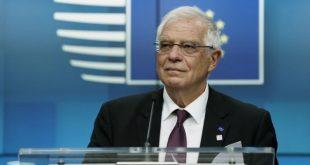 Përfaqësuesi i lartë i BE-së, Josep Borrell në fund të javës do të vizitojë Kosovën dhe Serbinë