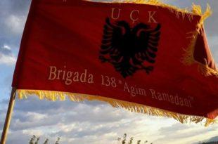 """Veteranët e Brigadës 138, """"Agim Ramadani"""", kërkojnë ruajtjen e sovranitetit dhe tërësisë së territorit të Kosovës"""