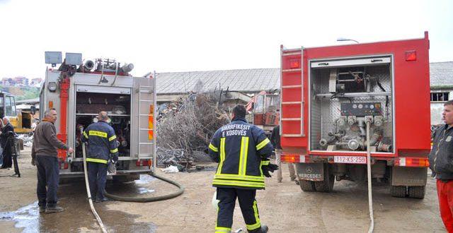 Bashkimi i Sindikatave të Pavarura të Kosovës e përkrah protestën e paralajmëruar të zjarrfikësve