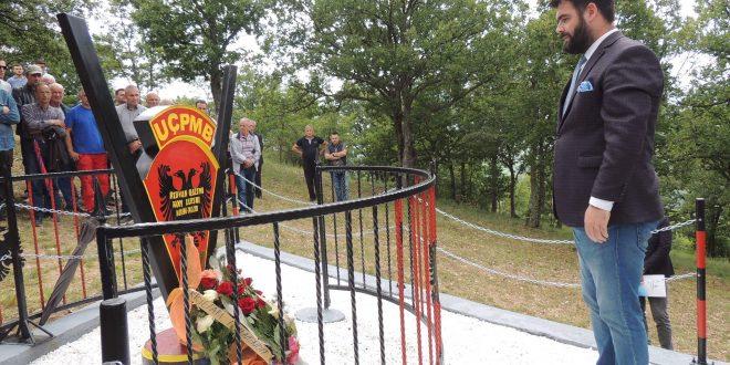 """Sot në Bujanoc ka filluar manifestimi tradicional """"Ditët e Komandant Lleshit"""" për nderë të rënies heroike të Ridvan Qazimit"""