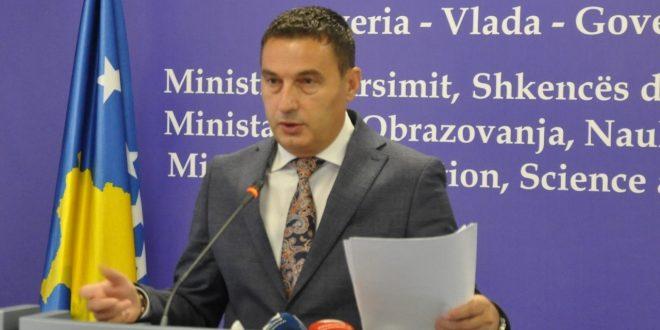 Ministri në detyrë i Arsimit, Shyqiri Bytyqithotë se rezultatet e PISA-s nuk janë ato që kanë pritur