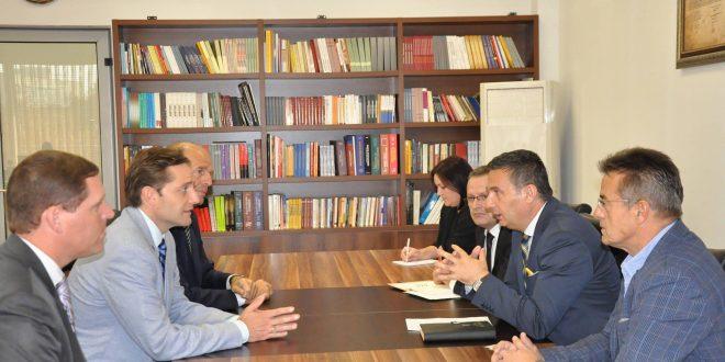 Ministri, Shyqiri Bytyqi: Ne kemi nevojë për një standard shumë më të lartë, sidomos në arsimin e lartë