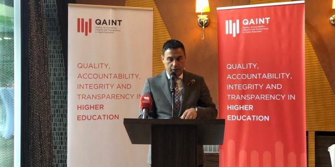 """Ka filluar projekti trevjeçar """"Cilësi, llogaridhënie, integritet dhe transparencë në arsimin e lartë"""