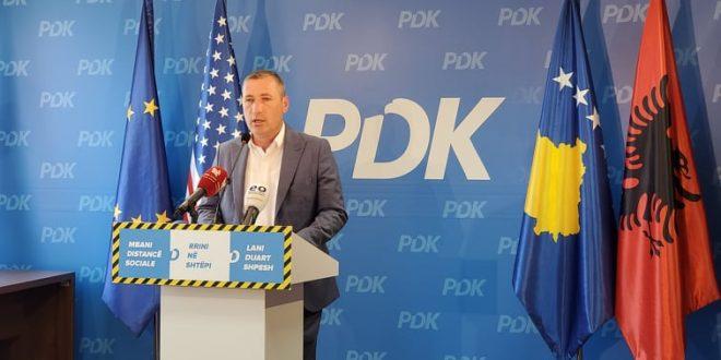 Gazmend Bytyqi: Deklaratat e Shkelzen Gashit përfaqësojnë mendimin dhe diskursin e lidershipit të Vetëvendosjes
