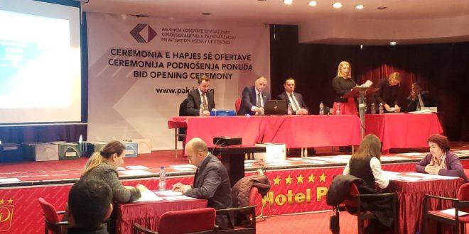 Agjencia Kosovare e Privatizimit shpalli rezultatet e shitjes përmes likuidimit nr. 54