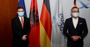 Cakaj i thekson homologut të tij gjerman fuqishëm, nevojën e menjëhershme të liberalizimit të vizave për Kosovën