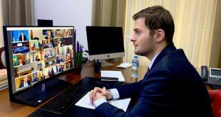 Ministri i Jashtëm i Shqipërisë, Gent Cakaj kërkon njohjen dhe anëtarësimin e Republikës së Kosovës në OKB