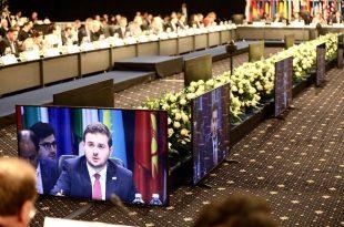 Gent Cakaj: Shqipëria gëzon kapacitetet e plota për të adresuar prioritetet e Kryesimit të OSBE-së në mënyrë efektive
