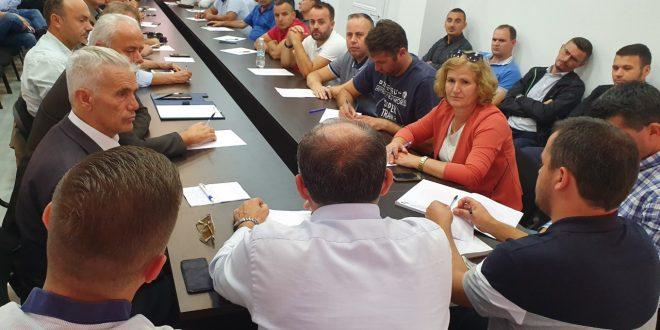 Strukturat e PDK-së në Prizren, në takimin e sotëm kanë dëshmuar për gatishmërinë dhe frymën mobilizuese