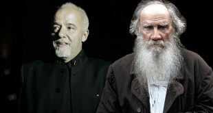 """Relacione mes romanit """"Ringjallja"""" të Tolstoit dhe """"Shkelja e kurorës"""" së Paulo Coelhos"""