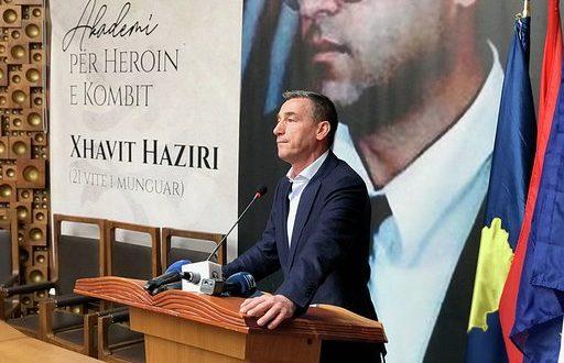 Veseli: Xhavit Haziri është një nga themeluesit e Ushtrisë Çlirimtare të Kosovës, ata që e rrëmbyen do të japin përgjegjësi