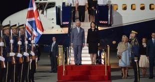 Princi i Wallesit dhe Dukesha e Cornwall-it kanë fillura vizitën e tyre në Kosovë