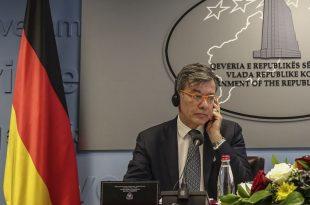 Ambasadori Heldt: Shpresoj që Kosova në vitin 2020 ta ketë një dozë të madhe të ajrit dhe qiellit të pastër