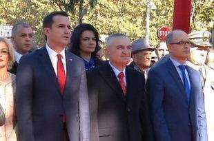 Tirana festoi 72- vjetorin e çlirimit të saj në 17 nëntor të vitit 1944