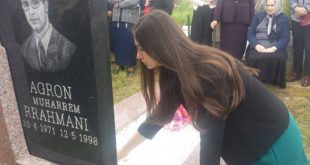 Intervistë me Çlirimtare Rrahmanin bijën e heroit të kombit, Agron Rrahmani
