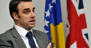 Ruairi O'Connell: Nuk ofrova ndonjë mendim për zbatimin e MSA-së në Kosovë, sikur thotë ministrja, Dhurata Hoxha