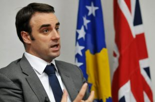 Ruairi O'Connell: NATO veproi në vitin 1999 për të ndalur katastrofën humanitare që u shpalos në Kosovë