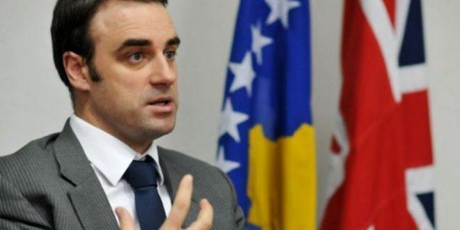 Ambasadori O'Connell thotë se tani është koha që Kosova të tregojë sa është serioze për sundimin e ligjit