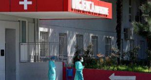 Ministria e Shëndetësisë në Shqipëri raportoi 2 viktima dhe 108 raste të tjera me virusin korona me 5.105 raste dhe 150 vdekje