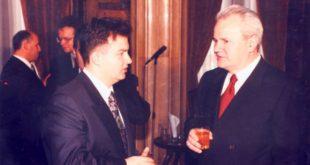 Ivica Daçiq dhe Sllobodan Millosheviq