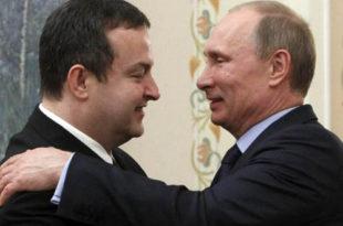PLD: Daçiq duhet të vendosë se a është ministër në Qeverinë e Serbisë apo ambasador i Rusisë në Serbi