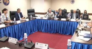 Komisioni Qendror i Zgjedhjeve mbajti mbledhjen e radhës të kryesuar nga kryetarja Valdete Daka