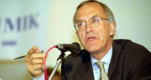 Dan Everts: Ushtria Çlirimtare e Kosovës ishte një aktor legjitim i luftës për pavarësi