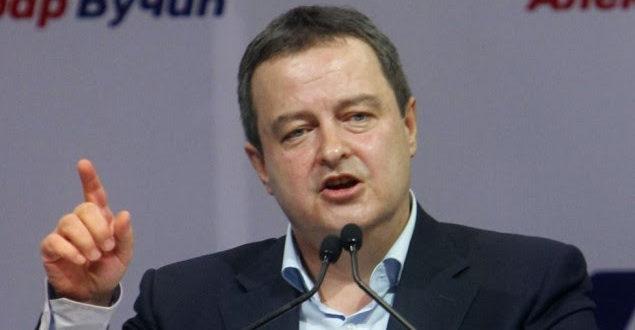 Ivica Daçiq i kërcënon shqiptarët e Kosovës Lindore të cilët kërkojnë reciprocitet me serbët e veriut në Kosovë