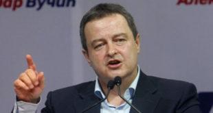 Daçiq: Ndërkombëtaret do ta respektojë qëndrimin e Serbisë kundër shndërrimit të FSK-së në Ushtri të Kosovës