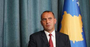 Daut Haradinaj, kandidat për kryetar të kryeqytetit, prezanton sloganin për Prishtinën