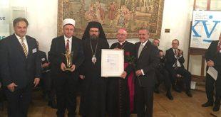 Frank Shkreli: Dekoratë ndërkombëtare për tolerancën fetare ndër-shqiptare