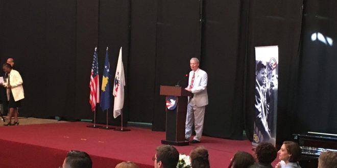 Greg Delawie: Miqësia mes SHBA-ve dhe Kosovës është shumë e çmuar dhe asnjëherë nuk do të ndryshojë