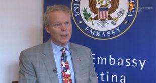 Ish-ambasadori amerikan, Greg Delawie, mirëpret interesimin e kandidatit për kryetar të SHBA-ve, Joe Biden për Kosovën