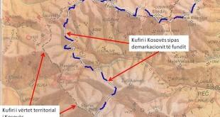 Demarkacioni Kosovë-Mali i Zi