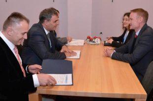 Ministri Demolli në takimin e Ministrave të Mbrojtjes të Kartës së Adriatikut A5 -SHBA