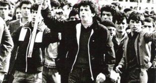 Më 26 mars të vitit 1981, në Prishtinë, u zhvilluan demonstratat e dyta me kërkesë për Kosovën Republikë