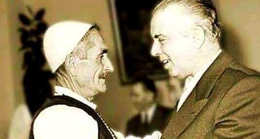 Mehmet Musa: Enver Hoxha diell epoke! (16.X.1908— nuk vdes kurrë!!! I