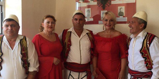 Me rastin e festave të Nëntorit u dekuruan dhe u nderuan 2 figurat e shquara patriotike atdhetare, Tahir Hoxha dhe Beqir Balla