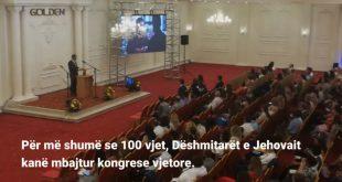 Dëshmitarët e Jehovait në mbarë botën mbajnë një event virtual në 240 vende, në më shumë se 500 gjuhë