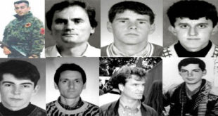 Përkujtohen dëshmorët që ranë në Grykën e Llapit, më 26 maj të vitit 1999