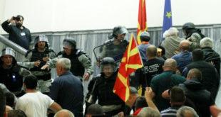 Situata e tensionuar po në Maqedoni