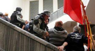 Policia tashmë ka filluar aksionin për të marrë gjendjen nën kontroll, bëri të ditur Bujar Osmani, zëdhënës i BDI-së