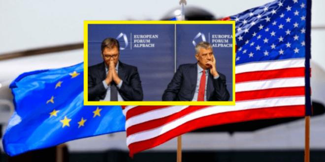 Baskimi Evropian nuk e kundërshton përfshirjen e Rusisë në dialogun Kosovë - Serbi