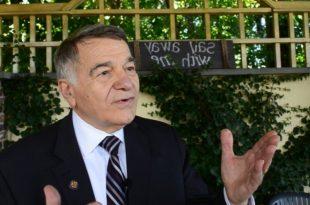 """Letra e Joe DioGuardit dërguar kryetarit të Tepelenës, z. Peçi, kundër marrëzisë së quajtur, """"Aushvici shqiptar"""""""