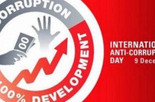 Dita Ndërkombëtare Kundër Korrupsionit shënohet edhe në vendin tonë