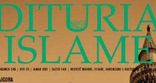 Dituria Islame