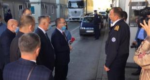 Ministri Krasniqi: Do ta luftojmë informalitetin dhe krimin e organizuar në çdo pëllëmbë të Republikës së Kosovës